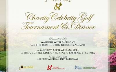 2nd Annual Charity Celebrity Golf Tournament and Dinner