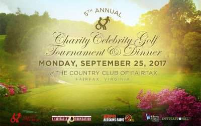 5th Annual Charity Celebrity Golf Tournament and Dinner