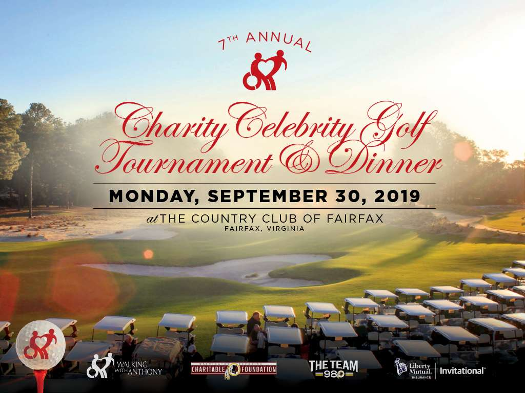 7th Annual Charity Celebrity Golf Tournament and Dinner