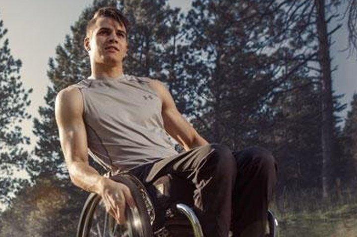 Spinal Cord Injury Warrior: Brett Gravatt