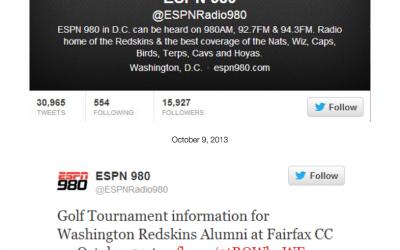 ESPN 980 Twitter