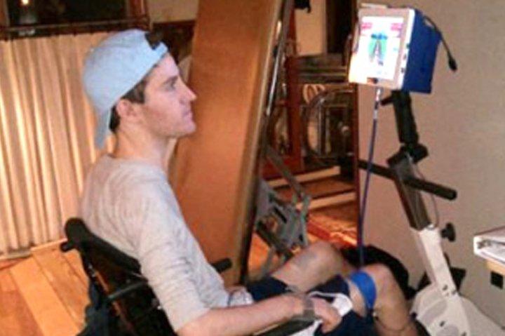 Spinal Cord Injury Warrior: Peter Brady